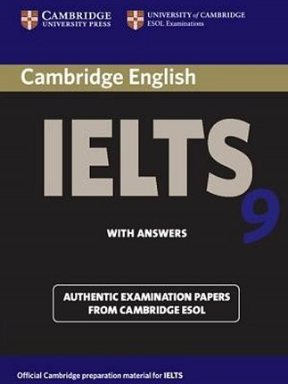 خرید کتاب cambridge english IELTS 9