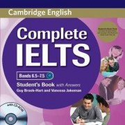 خرید کتاب Cambridge English Complete Ielts c1