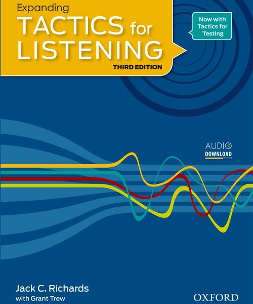 خرید کتاب tactics for listening - developing