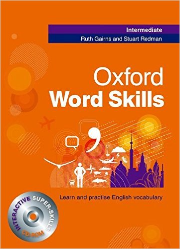 خرید کتاب oxford word skills