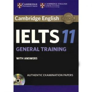 خرید کتاب Cambridge IELTS 11 General Training