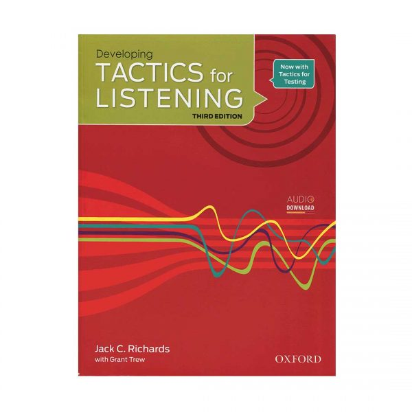 Tactics for Listening 3rd Developing - Glossy Papers