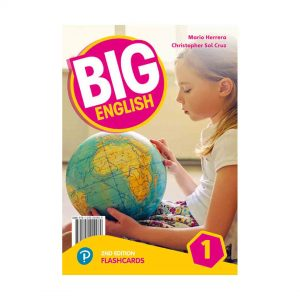 Big English 2nd 1 SB+WB+CD+DVD