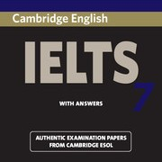 خرید کتاب cambridge english IELTS 7