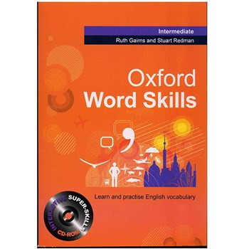 خرید کتاب Oxford Word Skills - Intermediate