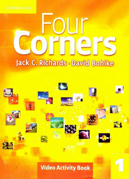 خرید کتاب four corners video activity
