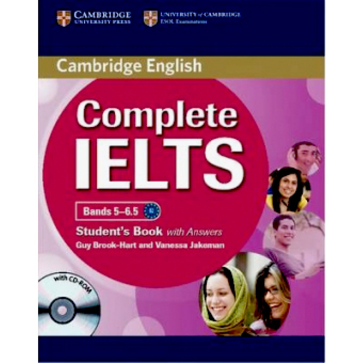 خرید کتاب CAMBRIDGE English Complete IELTS B2