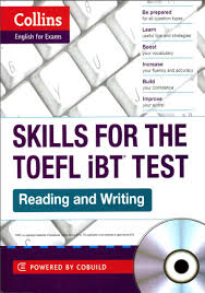skills for the TOEFL ibt test reading and writing