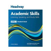 Headway Academic Skills 2 Listening and Speaking+CD