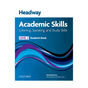 Headway Academic Skills 3 Listening and Speaking+CD