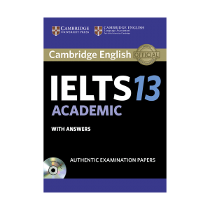 IELTS Cambridge 13 Academic+CD