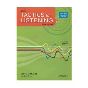 Tactics for Listening 3rd Basic - Glossy Papers