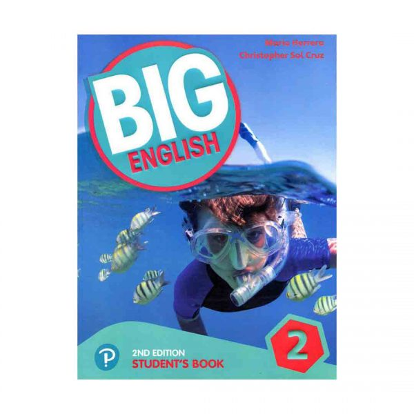 Big English 2nd 2 SB+WB+CD+DVD