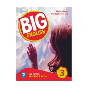 Big English 2nd 3 SB+WB+CD+DVD